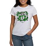 DeHaan Family Crest Women's T-Shirt
