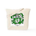 DeHaan Family Crest Tote Bag