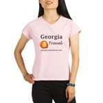 Georgia Travel Performance Dry T-Shirt