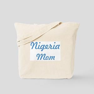 Nigeria mom Tote Bag