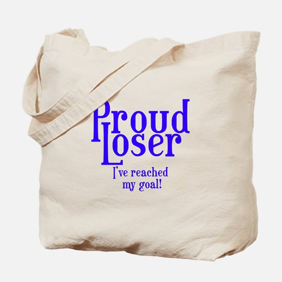 Reached my goal! Tote Bag
