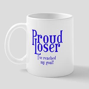 Reached my goal! Mug