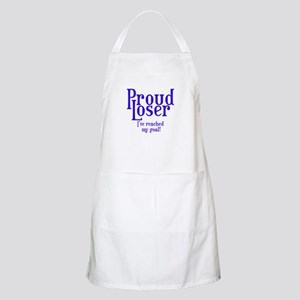 Reached my goal! BBQ Apron