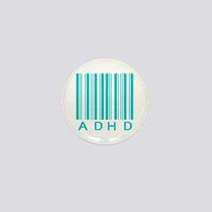 ADHD Mini Button