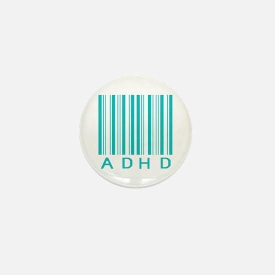 ADHD Mini Button