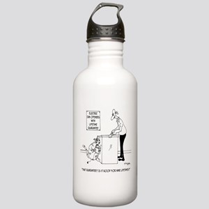 Guarantee Cartoon 6831 Stainless Water Bottle 1.0L