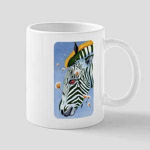 Zebra Breeze Mug