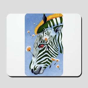Zebra Breeze Mousepad