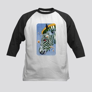 Zebra Breeze Kids Baseball Jersey