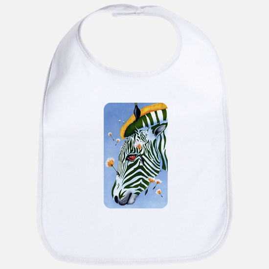 Zebra Breeze Bib