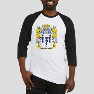 Mcauliffe Coat of Arms - Family Cr Baseball Jersey