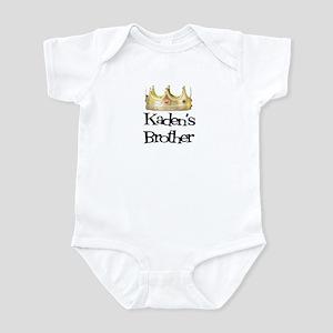 Kaden's Brother Infant Bodysuit