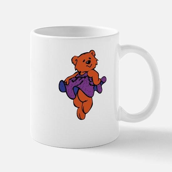 Teddie 4 Mug