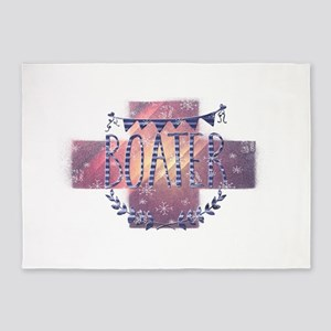 Boater 5'x7'Area Rug