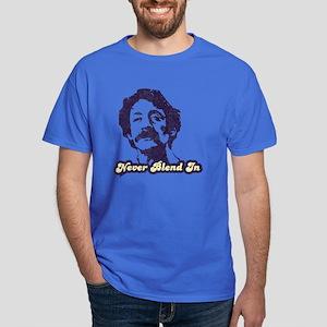 Harvey Milk:Never Blend In Dark T-Shirt