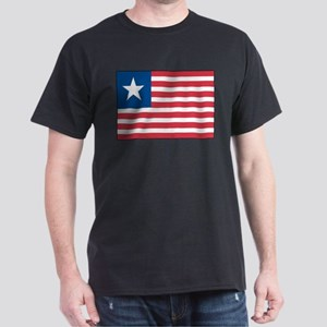 Lone Star Flag Dark T-Shirt