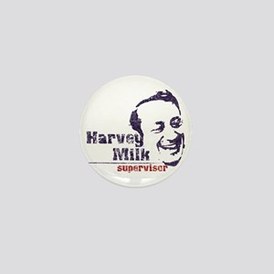 Harvey Milk:Supervisor Mini Button