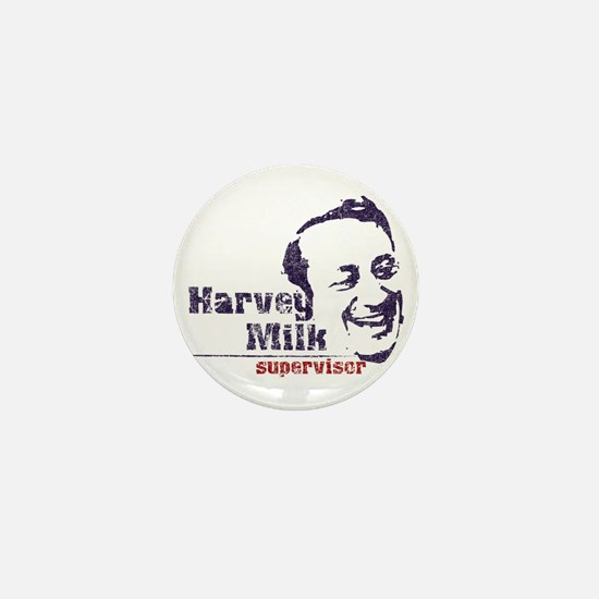 Harvey Milk:Supervisor Mini Button