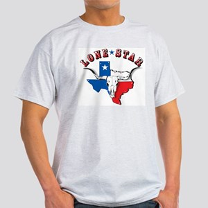 Lone Star Skull Light T-Shirt