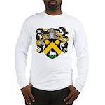 DeKoster Family Crest Long Sleeve T-Shirt