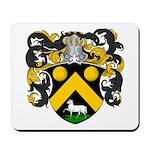 DeKoster Family Crest Mousepad