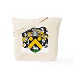 DeKoster Family Crest Tote Bag