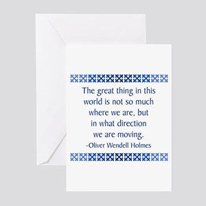 Holmes Greeting Cards (Pk of 10)