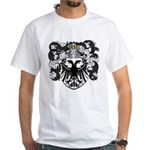 DeLeeuw Family Crest White T-Shirt