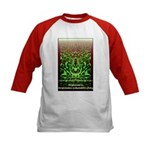 Enlightenment Is Collection Kids Baseball Jersey