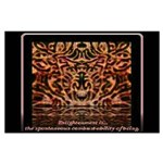 Enlightenment Is Collection Large Poster