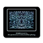 Enlightenment Is Collection Mousepad
