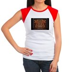 Enlightenment Is Collection Women's Cap Sleeve T-S