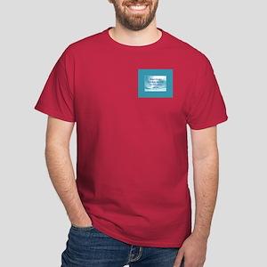 Dogs Heaven Dark T-Shirt