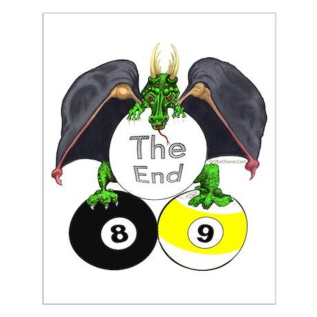 Bat Wing Dragon of Billiards Doom