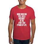 HELP! I'm a Red Shirt! Dark T-Shirt