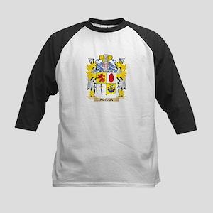 Mcbain Coat of Arms - Family Crest Baseball Jersey