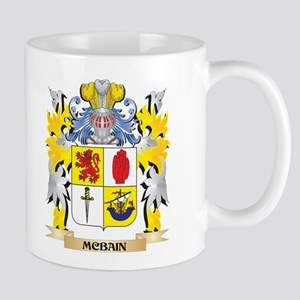 Mcbain Coat of Arms - Family Crest Mugs
