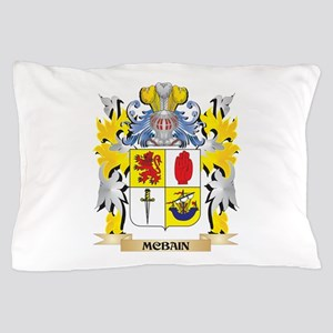 Mcbain Coat of Arms - Family Crest Pillow Case