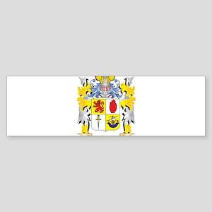 Mcbain Coat of Arms - Family Crest Bumper Sticker