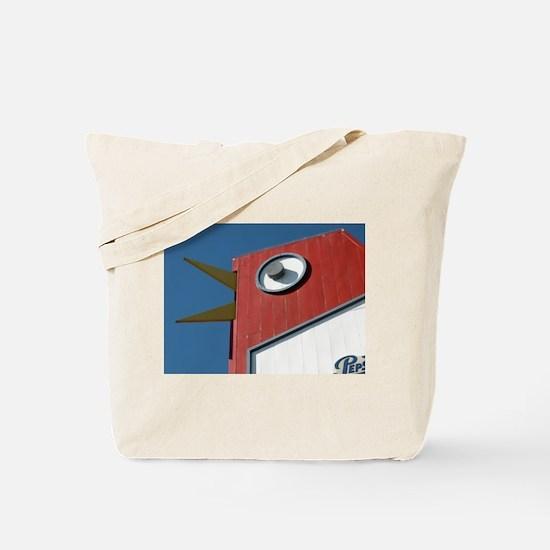 Funny Roadside america Tote Bag