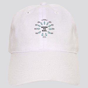 BORN TO SAIL Cap