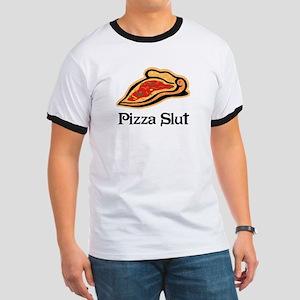 Pizza Slut Ringer T