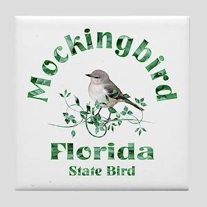 Florida Tile Coaster