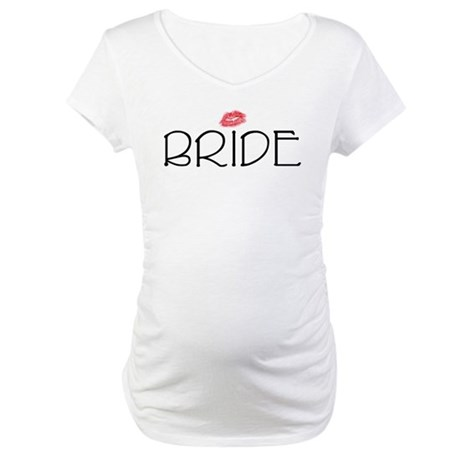 Bride Maternity T-Shirt