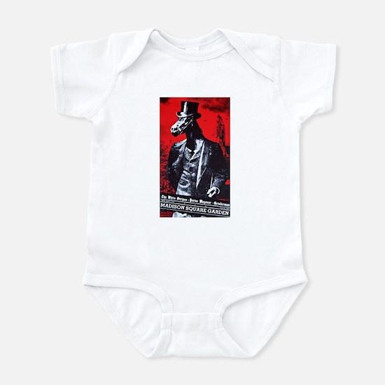 White Stripes @ MSG Infant Bodysuit