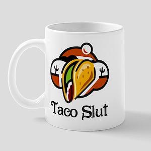 Taco Slut Mug