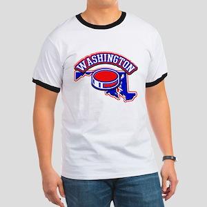 Washington Hockey Ringer T