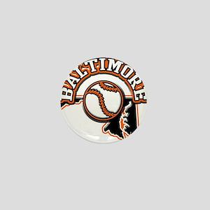 Baltimore Baseball Mini Button