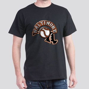 Baltimore Baseball Dark T-Shirt
