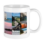 Bermuda Collage by Khoncepts Mug
